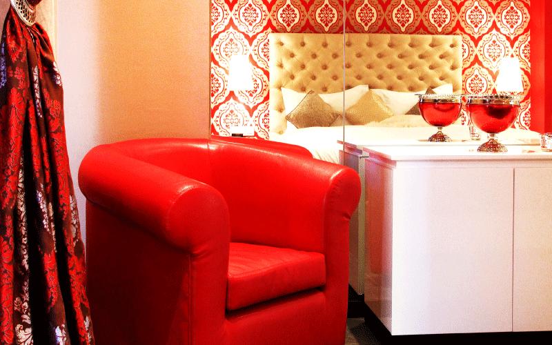 HOTEL PALMERAIE MARRAKECH DAR LAMIA, chambre