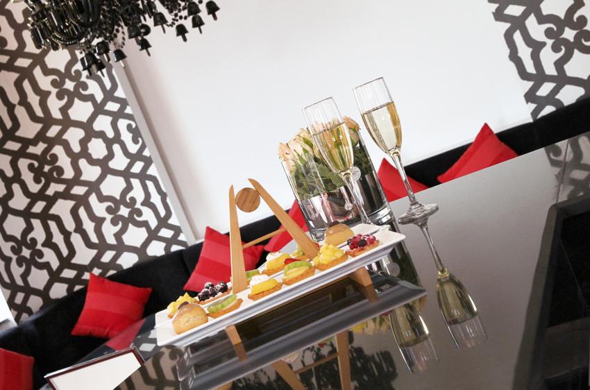 HOTEL PALMERAIE MARRAKECH DAR LAMIA, cuisine